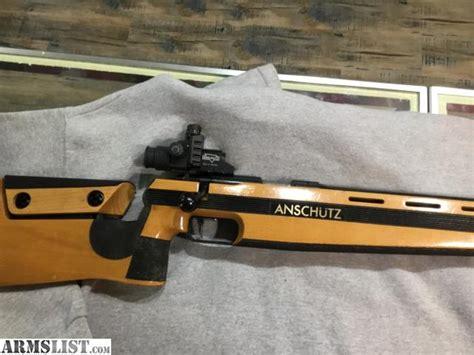 Anschutz Model 1907 22 Long Rifle