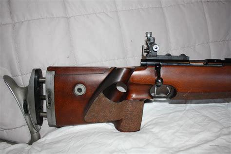Anschutz Model 54 Super Match Rifle