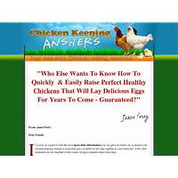 Cash back for answers to raising chickens a complete guide to keeping chickens