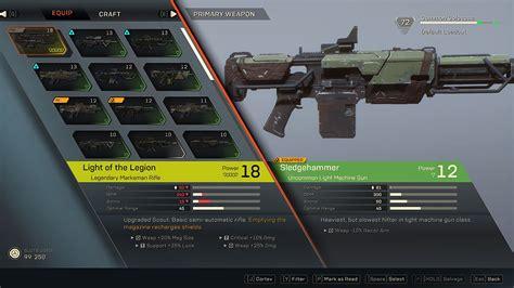 Anthem Masterwork Assault Rifle
