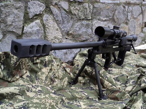 Anti Material Bolt Action Sniper Rifles