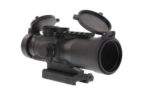 Anti Reflective Device Rifle Scope
