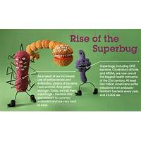Antibiotic epidemic: how to naturally fight superbugs & bacteria coupons