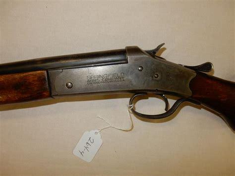 Antique 410 Shotgun Value