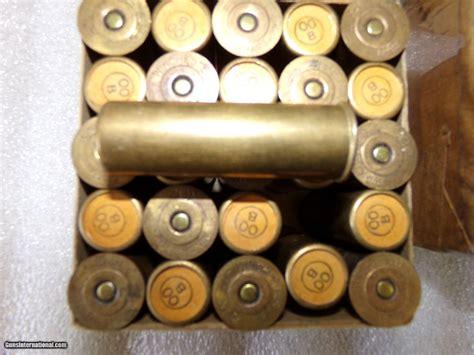 Antique Brass 12 Gauge Shotgun Shells