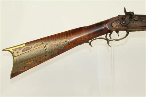 Antique Kentucky Long Rifles