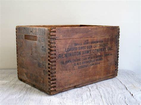 Antique Remington Ammo Boxes