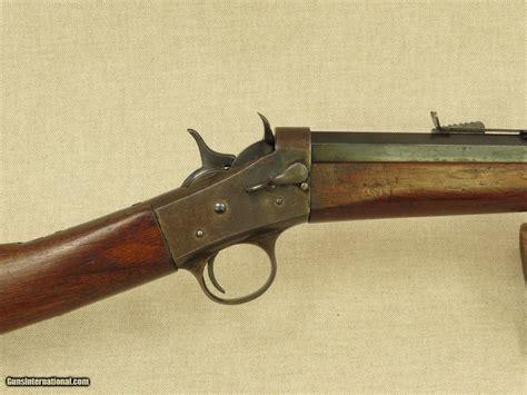 Antique Remington Rimfire Rifles