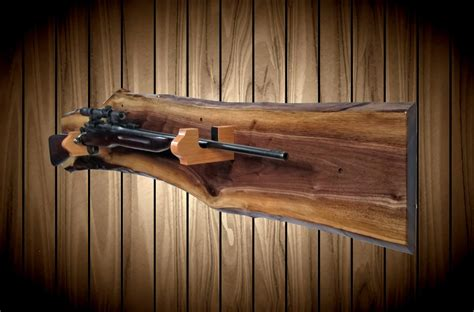 Antique Rifle Wall Hangers