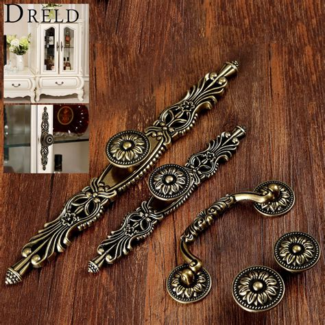 Antique furniture knobs and pulls Image
