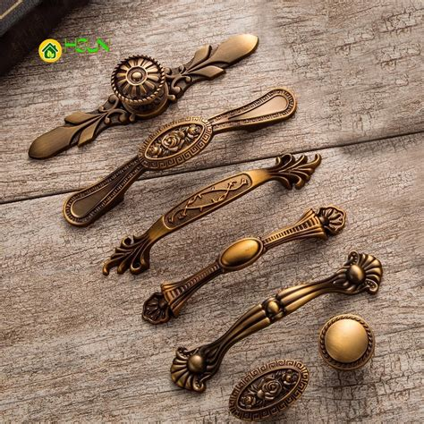 Antique pulls and knobs Image