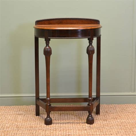 Antique Small Side Tables Image