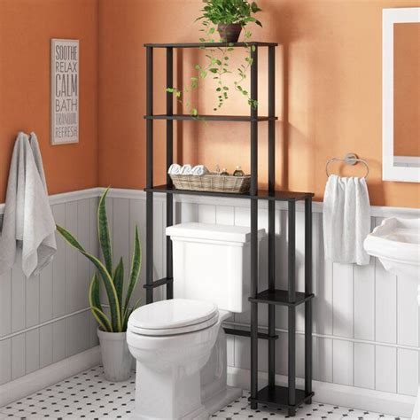 "Antonucci 31.1"" W x 65.1"" H Over the Toilet"