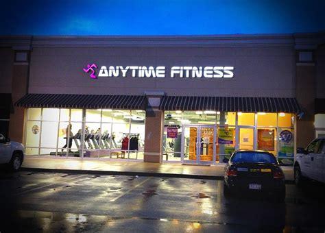 Anytime Fitness Charleston Wv