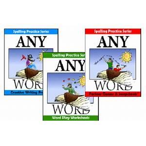 Anyword spelling worksheets ebook methods