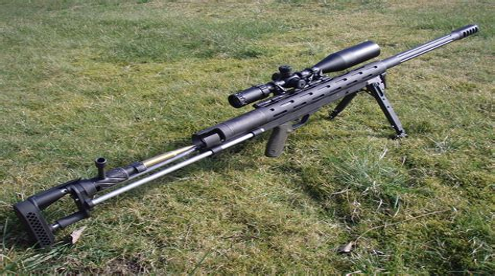 Anzio 20mm Mammoth Hunting Rifle