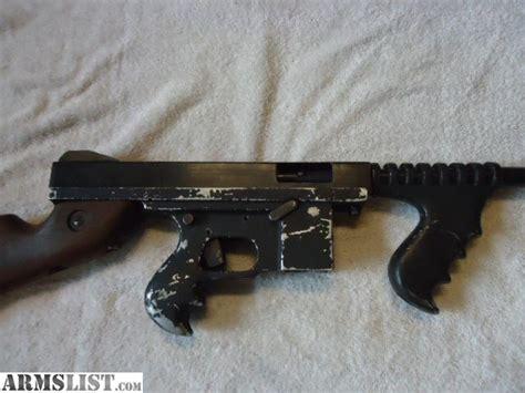 Apache Arms 45 Tommy Gun Parts