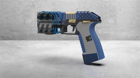 Apex Legends Blue Weapon Handgun