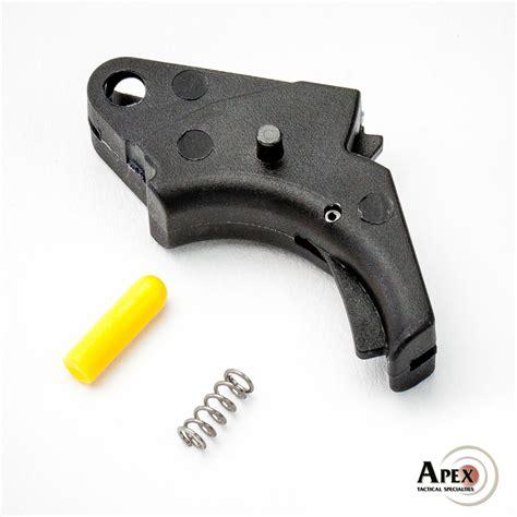 Apex M P Polymer Action Enhancement Trigger