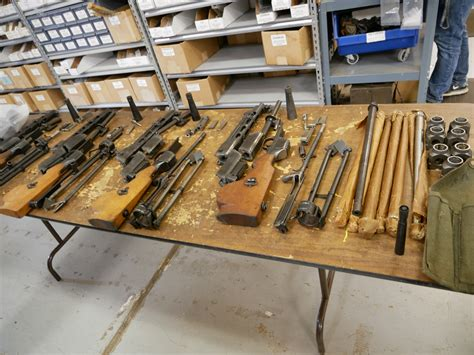 Apex Rifle Parts
