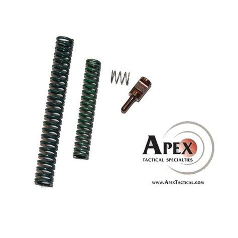 Apex Tactical S Amp W Jframe Duty Carry Spring Kit