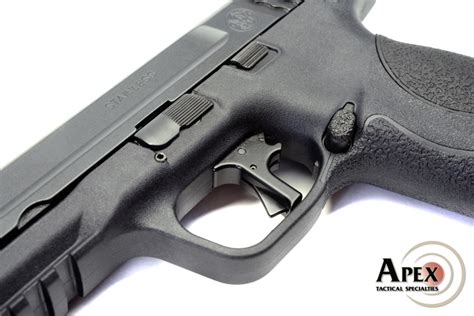 Apex Unveils New Flat-Faced Forward Set Trigger For M P