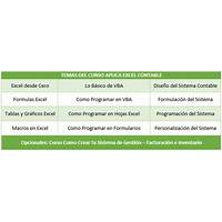 Coupon code for aplica excel contable
