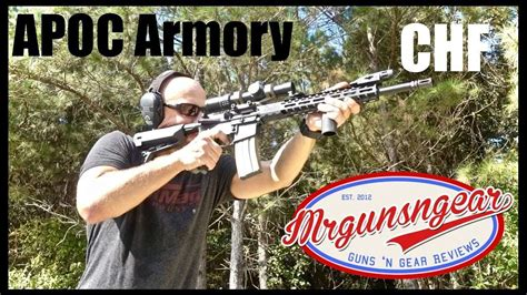 Apoc Armory Titan Cold Hammer Forged Ar 15 Upper Receiver