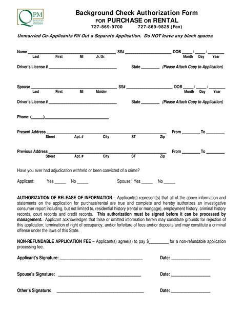 applicant background checks