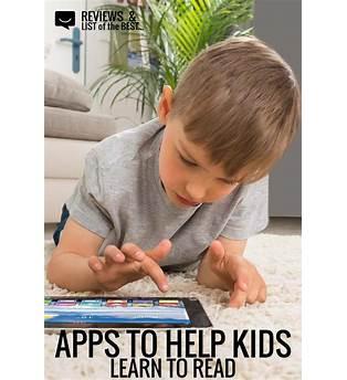 Apps That Help Kids Read