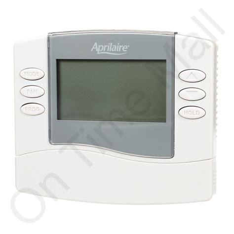 aprilaire model 8463 thermostat pdf manual
