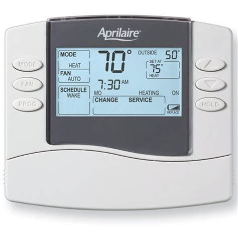 aprilaire thermostat 8463 fahrenheit to celsius pdf manual