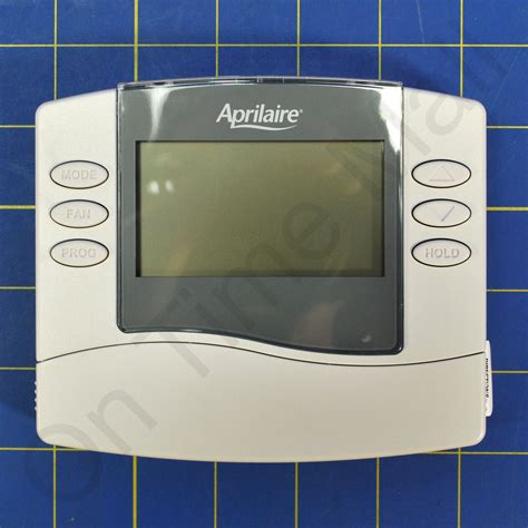 aprilaire thermostat 8463 pdf manual