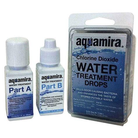 Aquamira Technologies Inc Water Treatment Drops Brownells