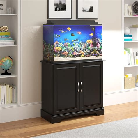 Aquariums and stands Image