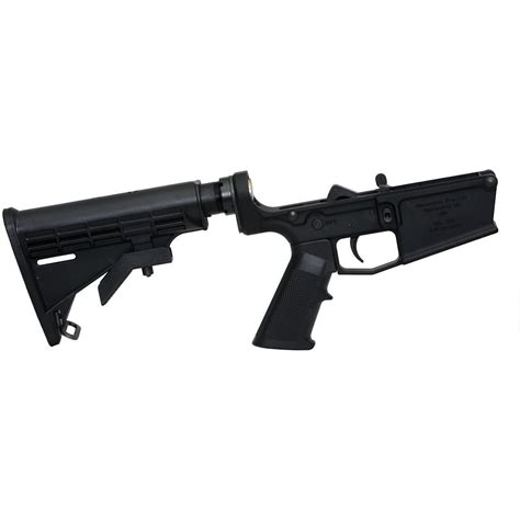 Ar 10 Complete Lower Receivers