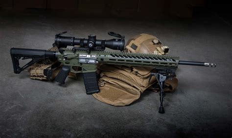 Ar 10 Rifle Scope Reviews And Atn Thor Hd 125 5x Thermal Rifle Scope Youtube