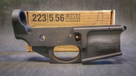 Ar 15 100 Lower Receiver And How To Mount Harris Bipod On Ar 15