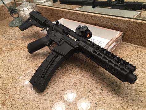 Ar 15 22 Caliber Pistol Kits