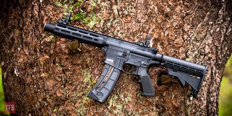 Ar 15 22 Sbr Suppressed