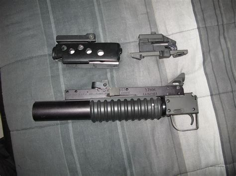 Ar 15 37mm Flare Launcher For Sale