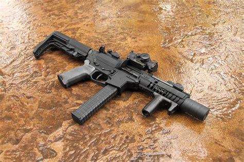 Ar 15 9mm Pistol Build