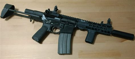 Ar 15 Airsoft Stock