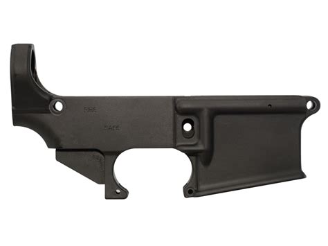 Ar 15 Aluminum 80 Lower