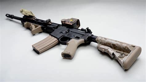 Ar 15 Assault Rifle Fully Automatic