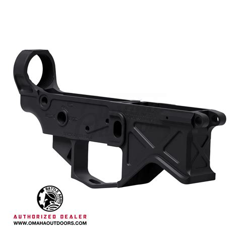 Ar 15 Bad556 Lw Lightweight Billet Lower Receiver And Ar 15 Lower Parts Kit Fde
