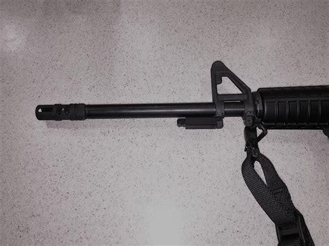 Ar 15 Bayonet Lug Extender