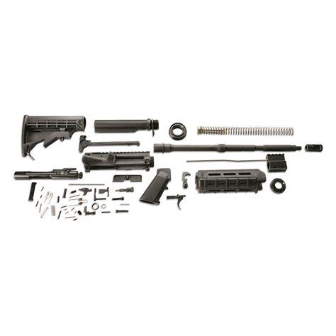 Ar 15 Build Kit Minus Lower Receiver