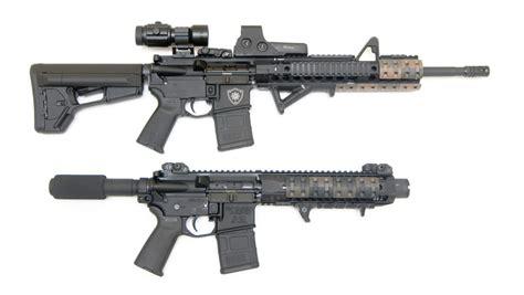 Ar 15 Carbine Vs Ar 15 Pistol For Car