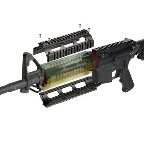 Ar 15 Carbine With 9 Inch Handguard
